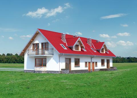 Projekt domu Zoja Lux Duo