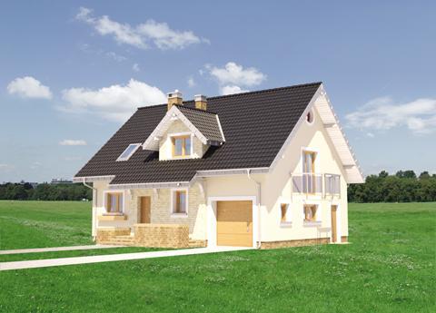 Projekt domu Zoja Neo