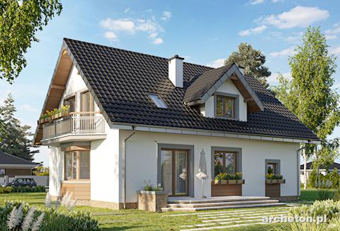 Projekt domu Zoja Polo