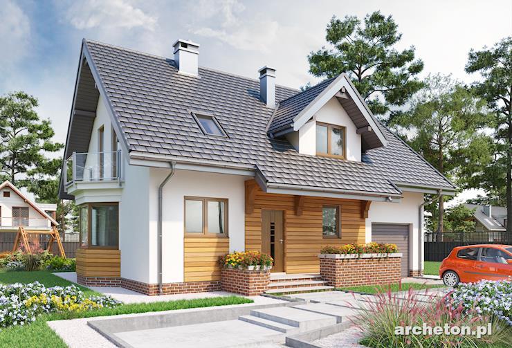 Projekt domu Zoja Rex