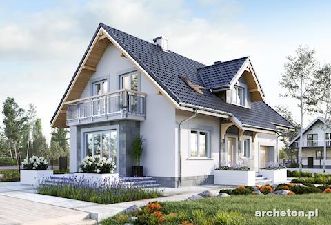 Projekt domu Zoja Solis