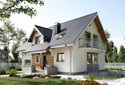 Projekt domu Zoja Ultra