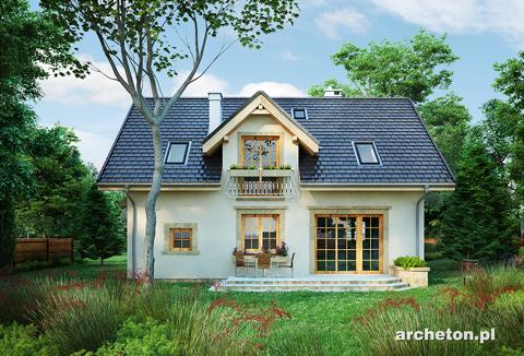 Projekt domu Zojka