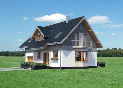 Projekt domu Zojka Mini
