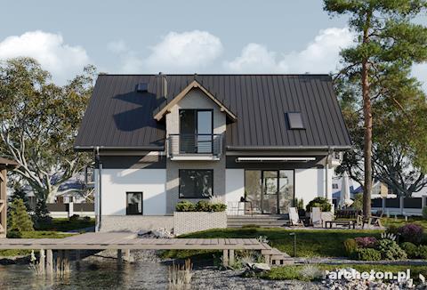 Projekt domu Zojka Stok