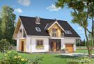 Projekt domu Zoltan