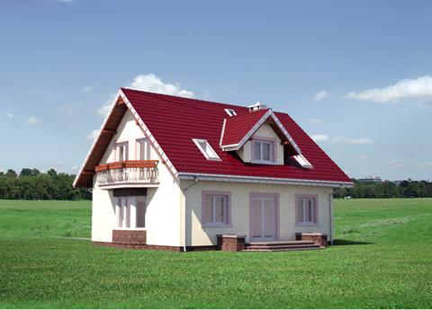 Projekt domu Zora