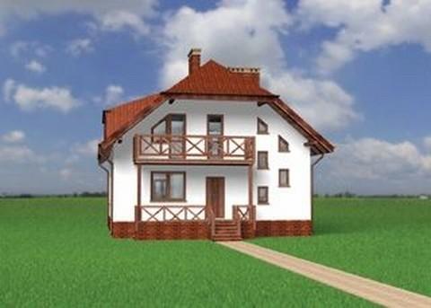 Проект домa Сусанна